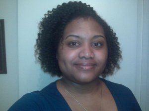 Flat Twist Out Natural Hair 1