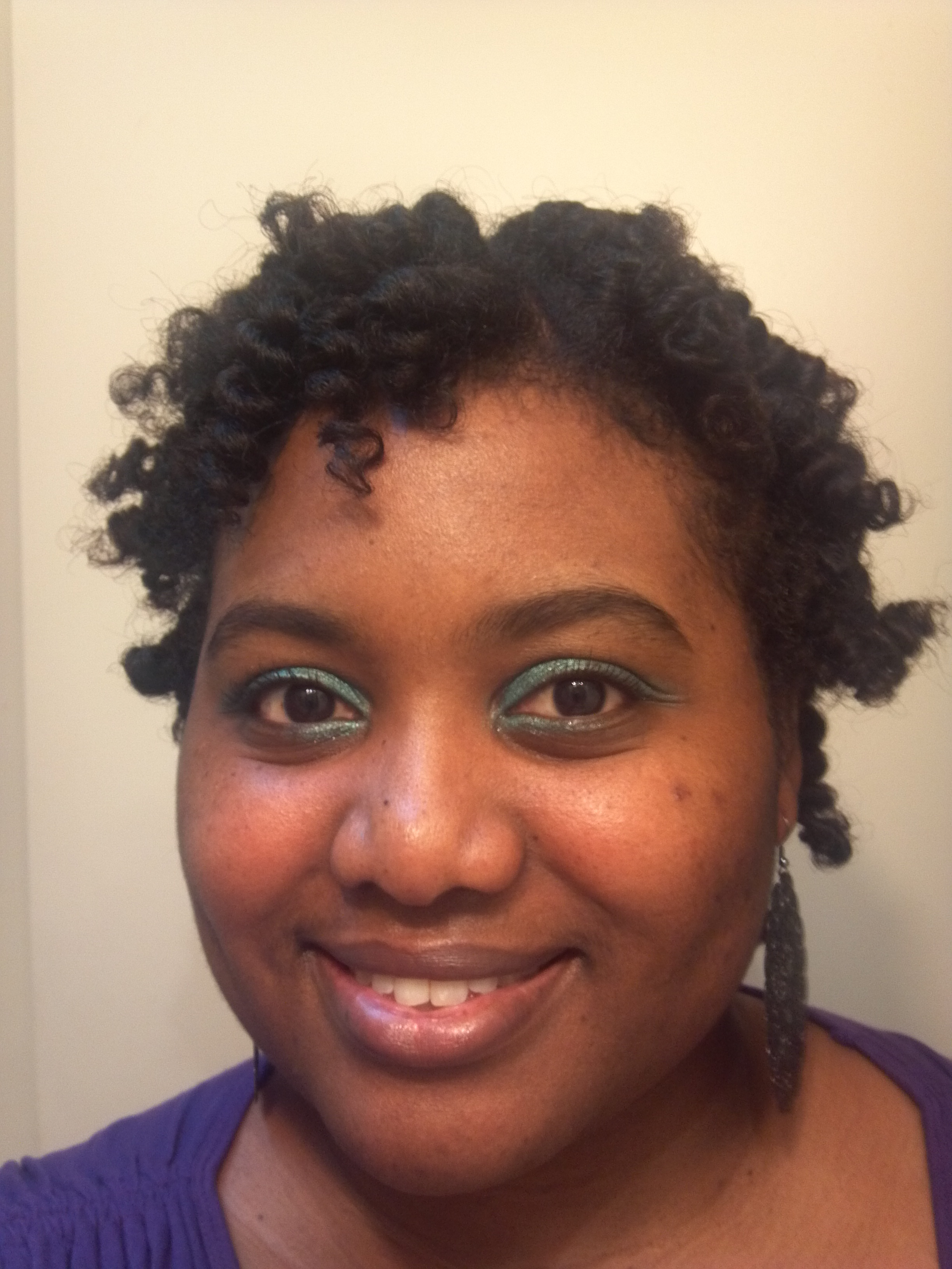 how to get knots out of natural hair