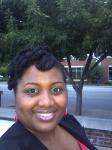 Natural Hair Flat Twist Updo 1