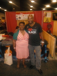 Me + Kumi of I Love Being Black
