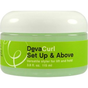 DevaCurl Set Up and Above