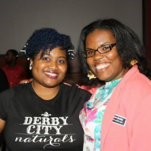 Haley Rhine Derby City Naturals Keenya Kelly Return of the Curls