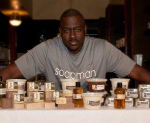 Soapman Pure Shea Store