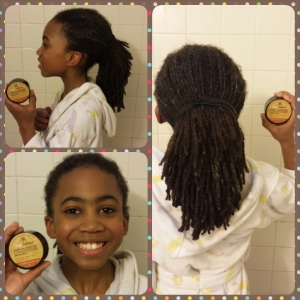 Shea Radiance Maximum Moisture Conditioner for locs