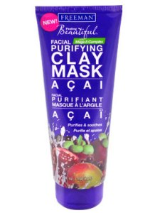 Freeman Acai Purifying Clay Mask