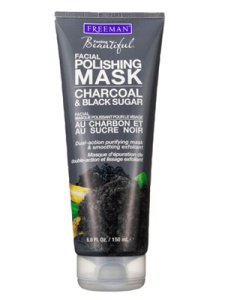 Freeman Charcoal Black Sugar Polishing Mask