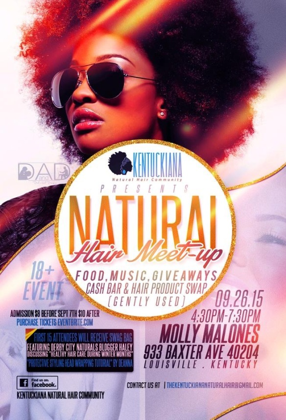 Kentuckiana Natural Hair Community Meetup