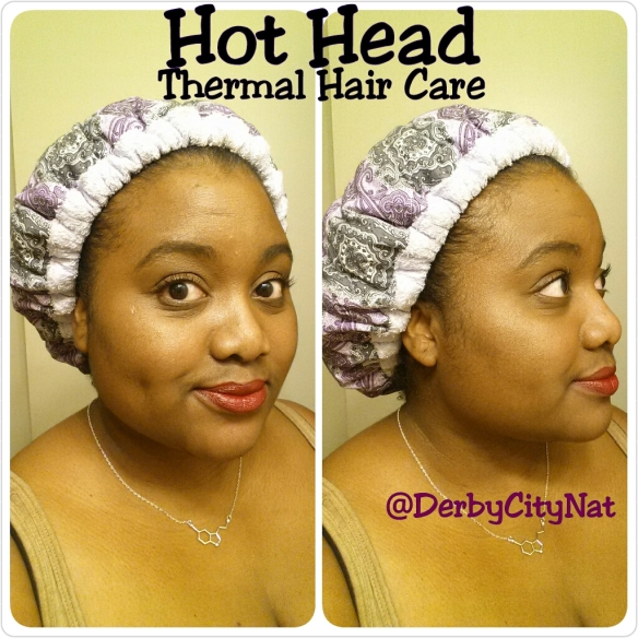 LUSH Reversible Hot Head