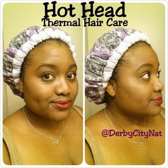 LUSH Reversible Hot Head